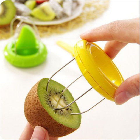 Mini Fruit Cutter Peeler Slicer  For  Kiwi