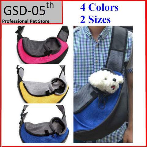 Dog Carrier Cat Puppy Small Animal Bag Pet Backpack SL Idiyka
