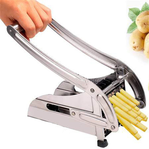 Stainless Steel French Fries Potato Cutter Machine