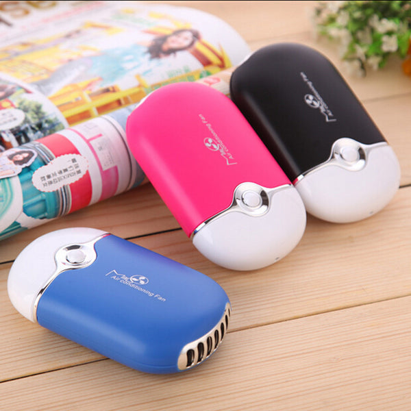 Air Conditioner Humidification  Cooling Fan - Idiyka.com