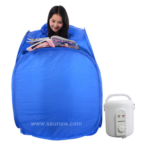 Family sauna steam box Skin Spa Portable Steam Loss Weight  Tent Steamer