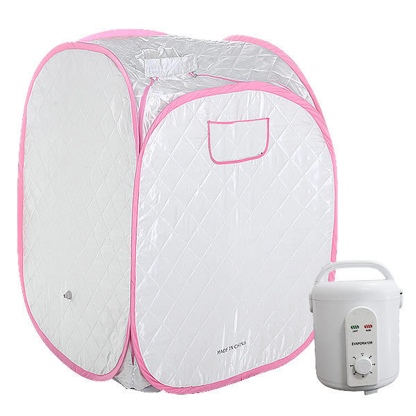 Family sauna steam box Skin Spa Portable Steam Loss Weight  Tent Steamer - Idiyka.com