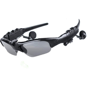 Bluetooth 4.1 Stereo Music Calls  Intelligent Voice Camera Sunglasses. - Idiyka.com