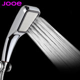 Shower Head Water Saving Water Booster Showerhead
