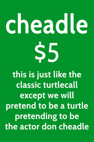 the cheadlecall