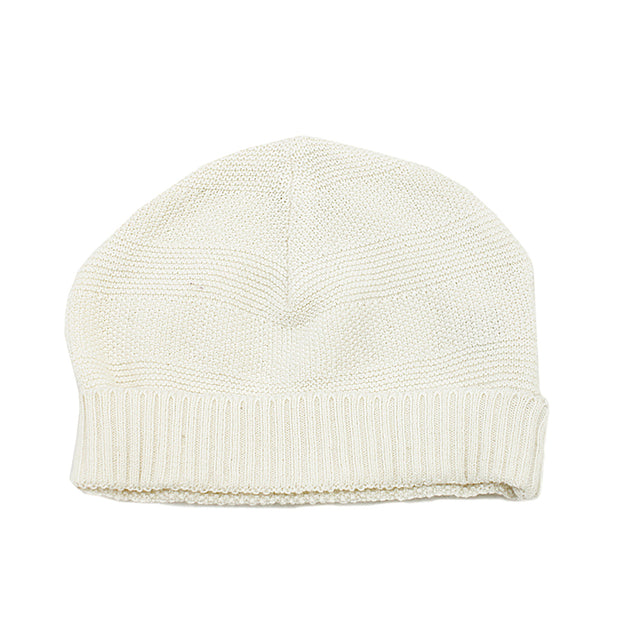 Viverano Organic Cotton Milan Rib Knit Beanie Cap for Babies