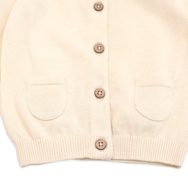 Milan Knit Button Cardigan Sweater (7 Colors)