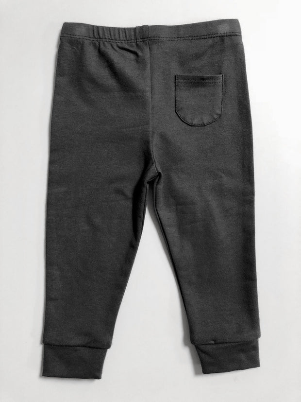 Viverano Jaipur Organic Cotton Jogger Pants for Babies - Baby Shower Gift Ideas