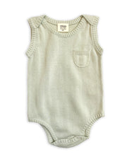 Milan Knit Bodysuit - Sleeveless (4 Colors)