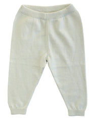 Viverano Organic Cotton Milan Knit Legging Pants for Babies