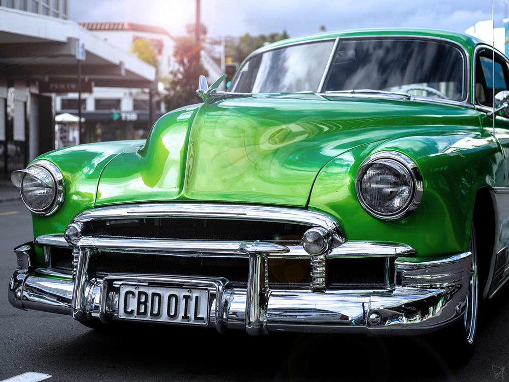 CBD Oil and Driving in the UK