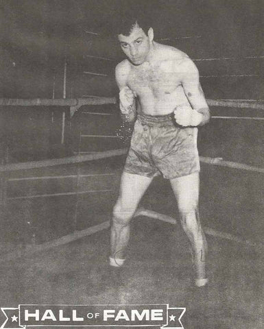 Ageless Wisdom and How to Stay Young Joe Genovese in the early 40s boxer for the Ageless