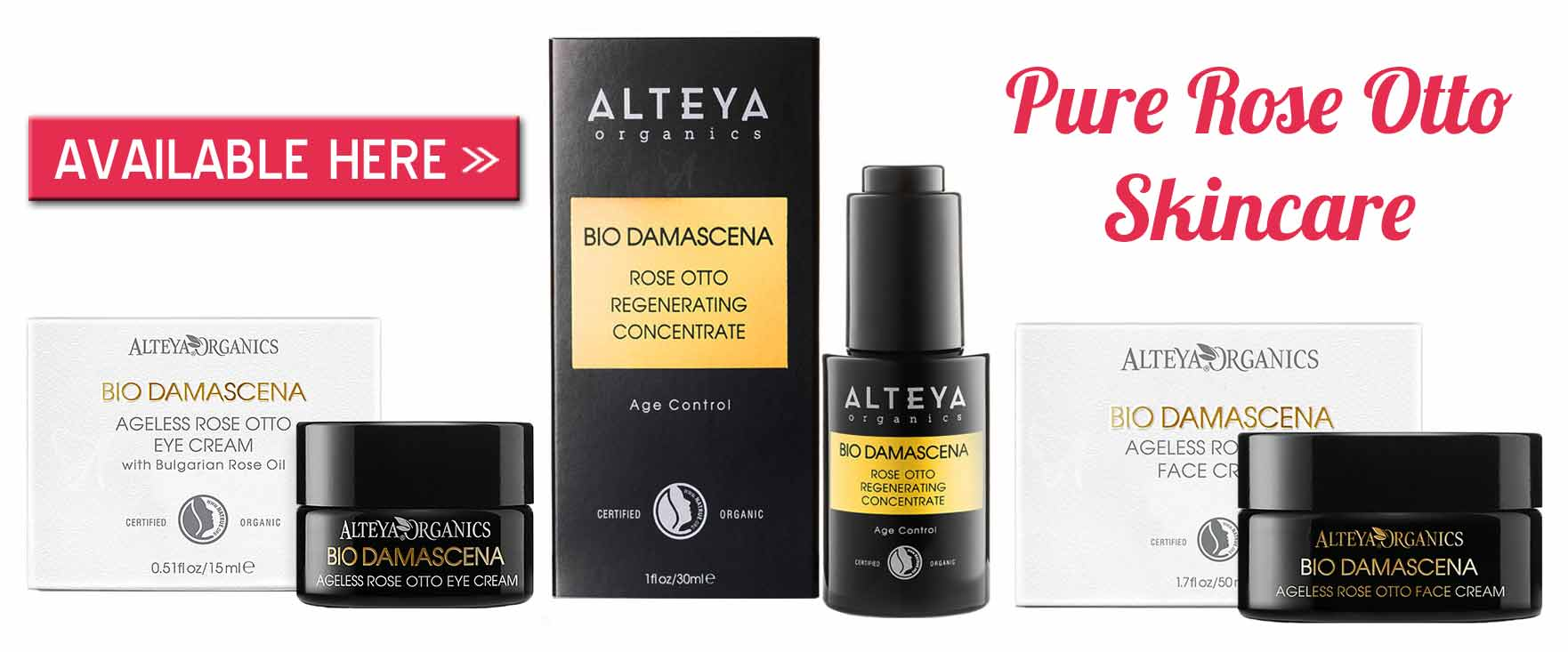 Alteya Organics and Bulgarian Rose Oil