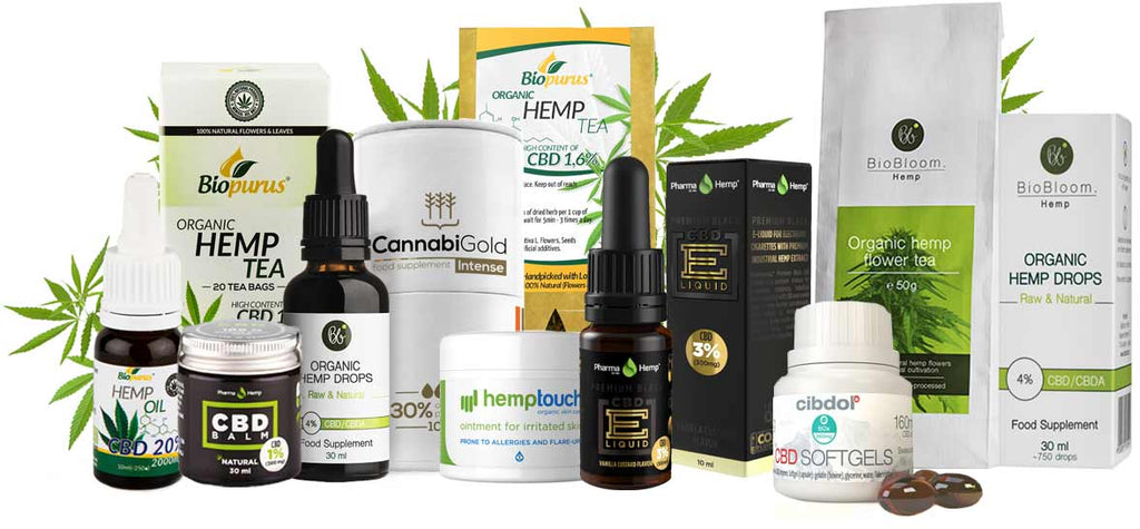 Best CBD oil UK collection