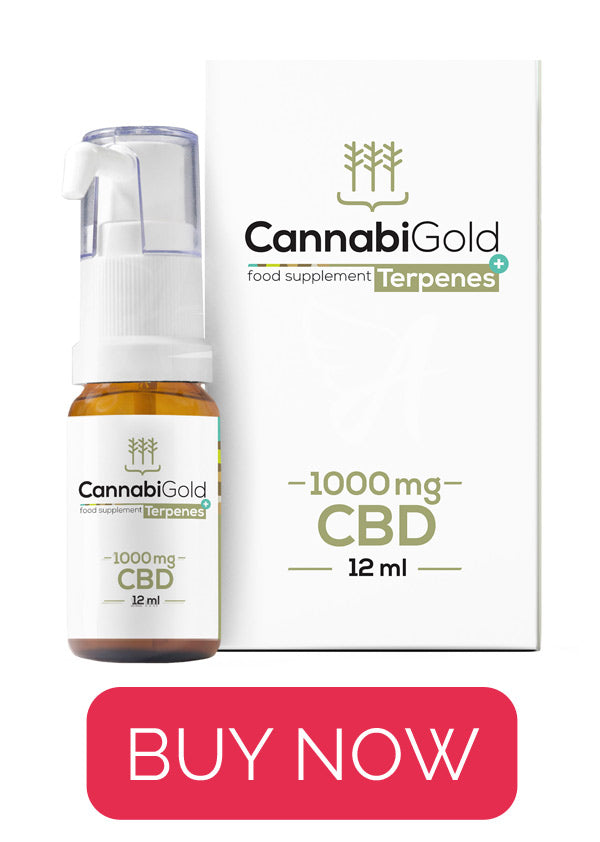 CannabiGold 1000mg