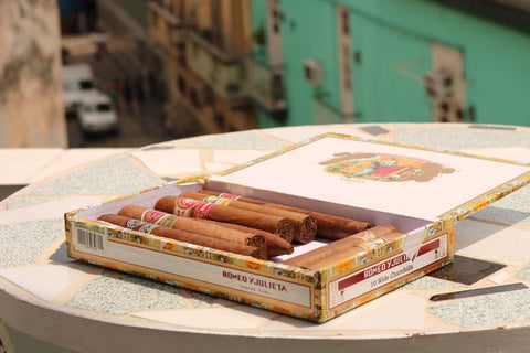 Cigars tobacco