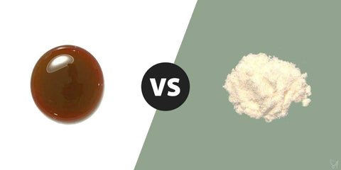 Full-spectrum vs Isolate CBD