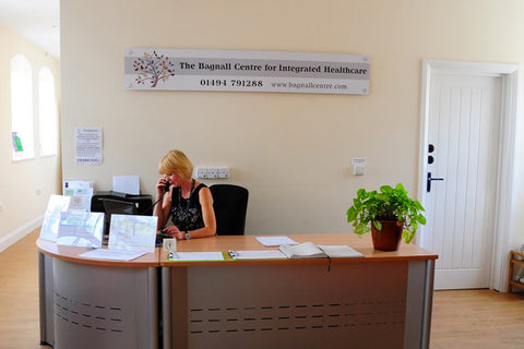 Integrative Medicine & The Bagnall Centre (Chesham, UK) reception for the Ageless