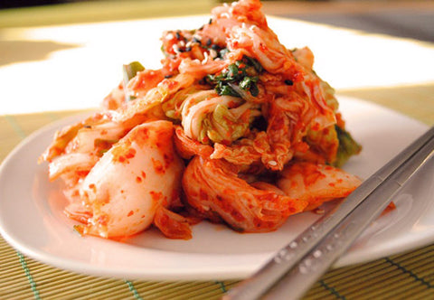 Kimchi Probiotics For the Ageless