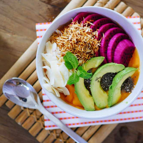 Meal bowl
