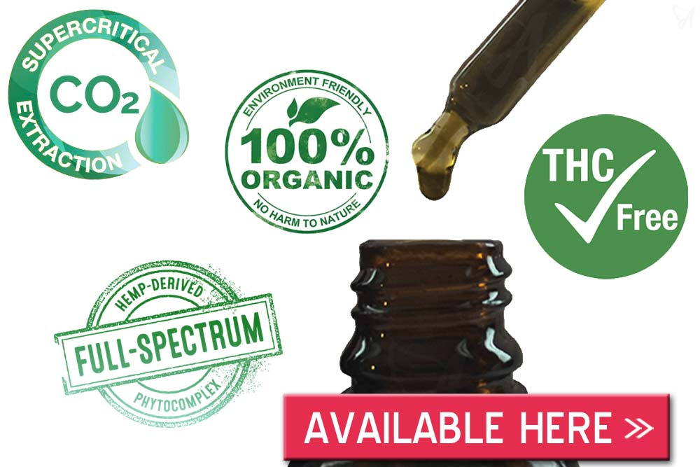 Organic CBD collection