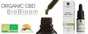 organic CBD oil UK BioBloom
