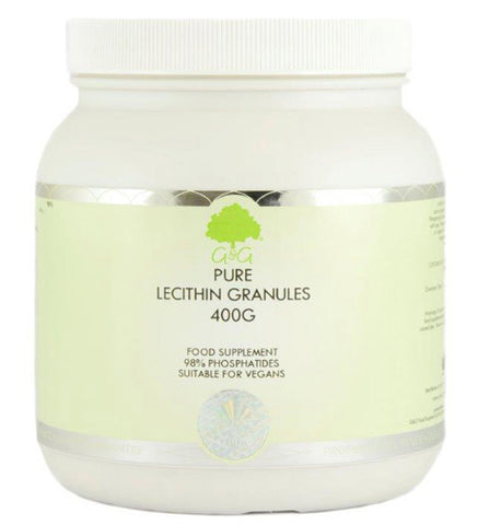 pure Lecithin granules for the Ageless