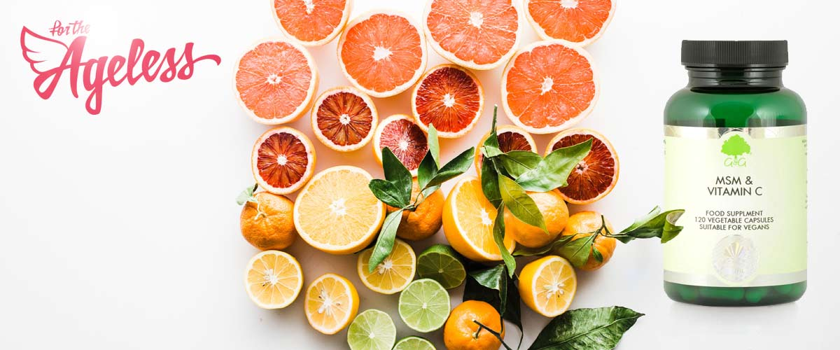 for the Ageless MSM and Vitamin C