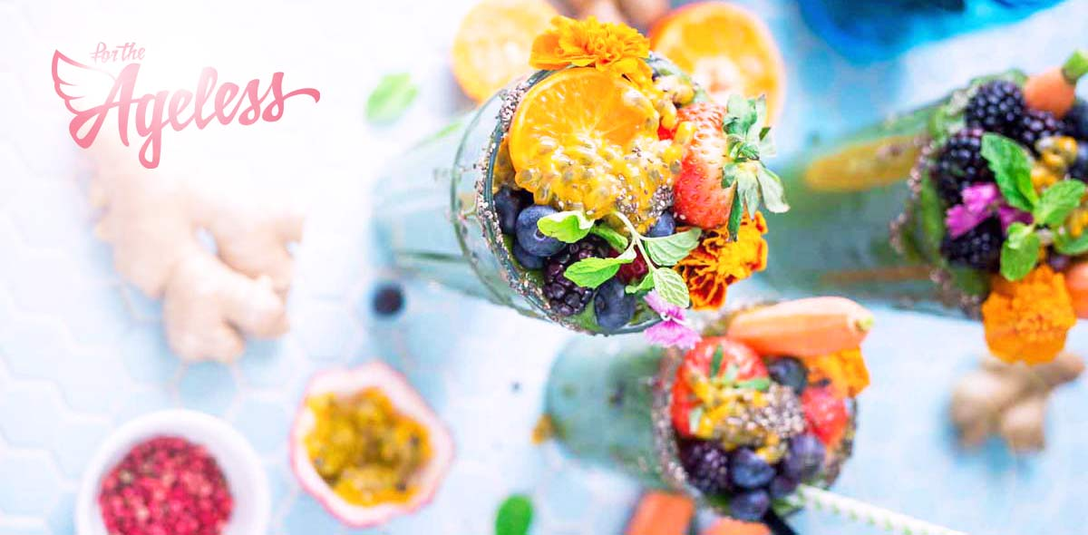 superfoods ageless banner