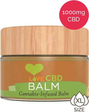 Love CBD Balm XL High Strength
