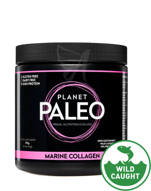 Marine Collagen Powder UK Planet Paleo