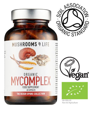 Organic Mushrooms MyComplex