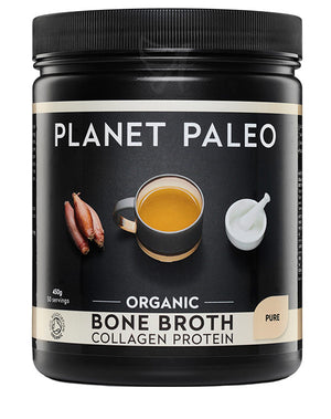 Organic bone broth collagen powder - large