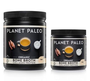 Organic bone broth two sizes