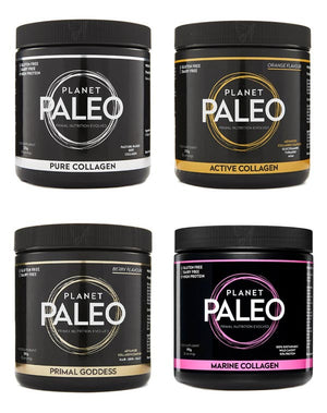 Planet Paleo Collagens
