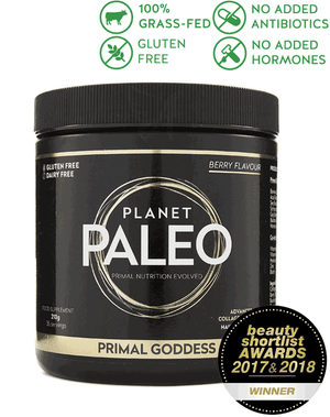 Planet Paleo Primal Goddess Collagen