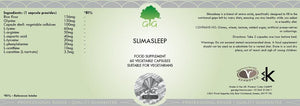 Slimasleep-label