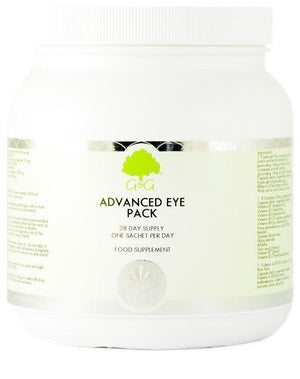 Advanced Eye Pack - Eyebright, Rutin, Omega 3, B Complex | G&G-for the Ageless