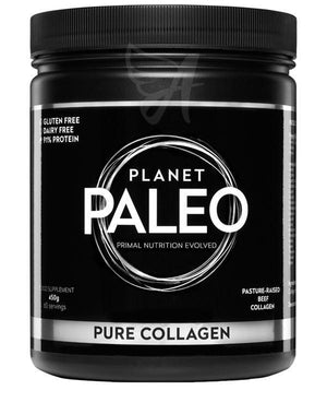 Pure Collagen Powder - Made in the UK (Grass-Fed Bovine Peptides)-for the Ageless