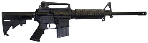 Ar 15 rifle. SBI makes products for AR 15 firearms