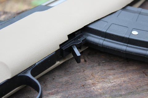 Push Forward SKS Magazine Release