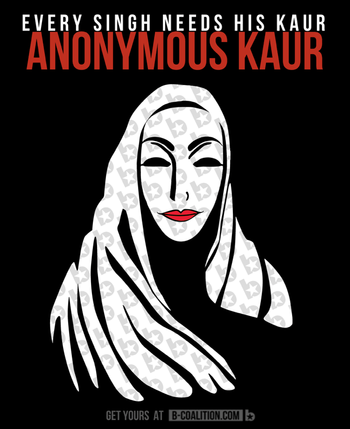 Anonymous Kaur - B-Coalition Clothing Company