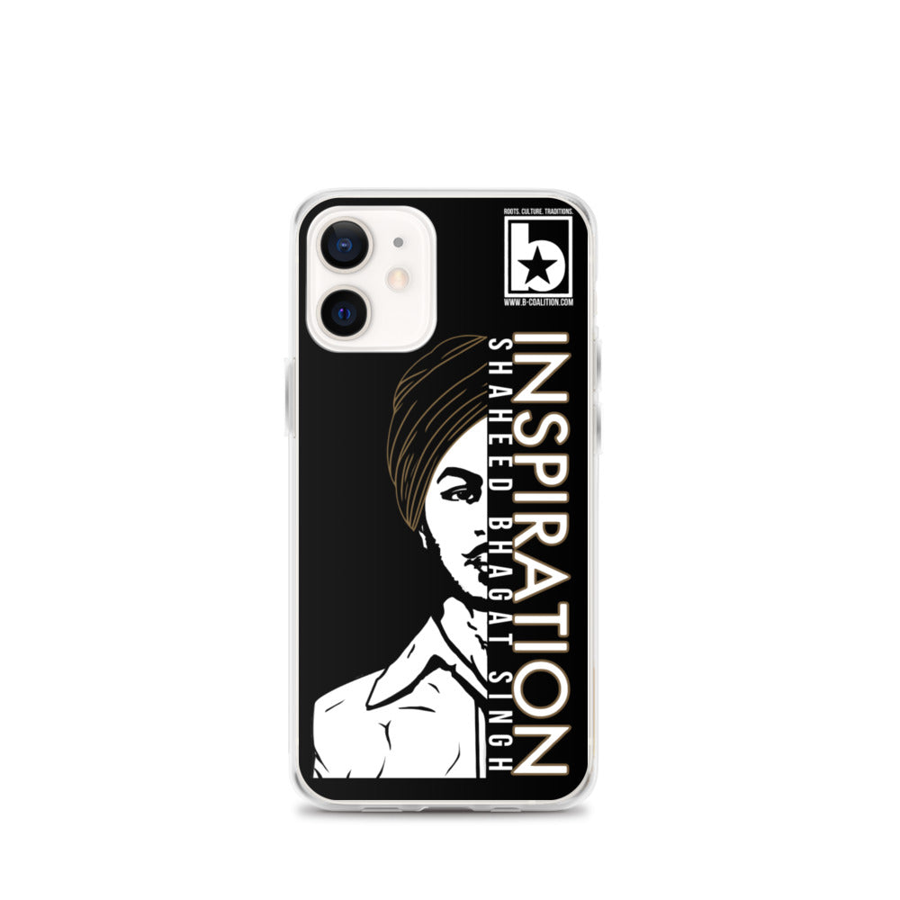 Inspiration Bhagat iPhone Case - B-Coalition Clothing Company