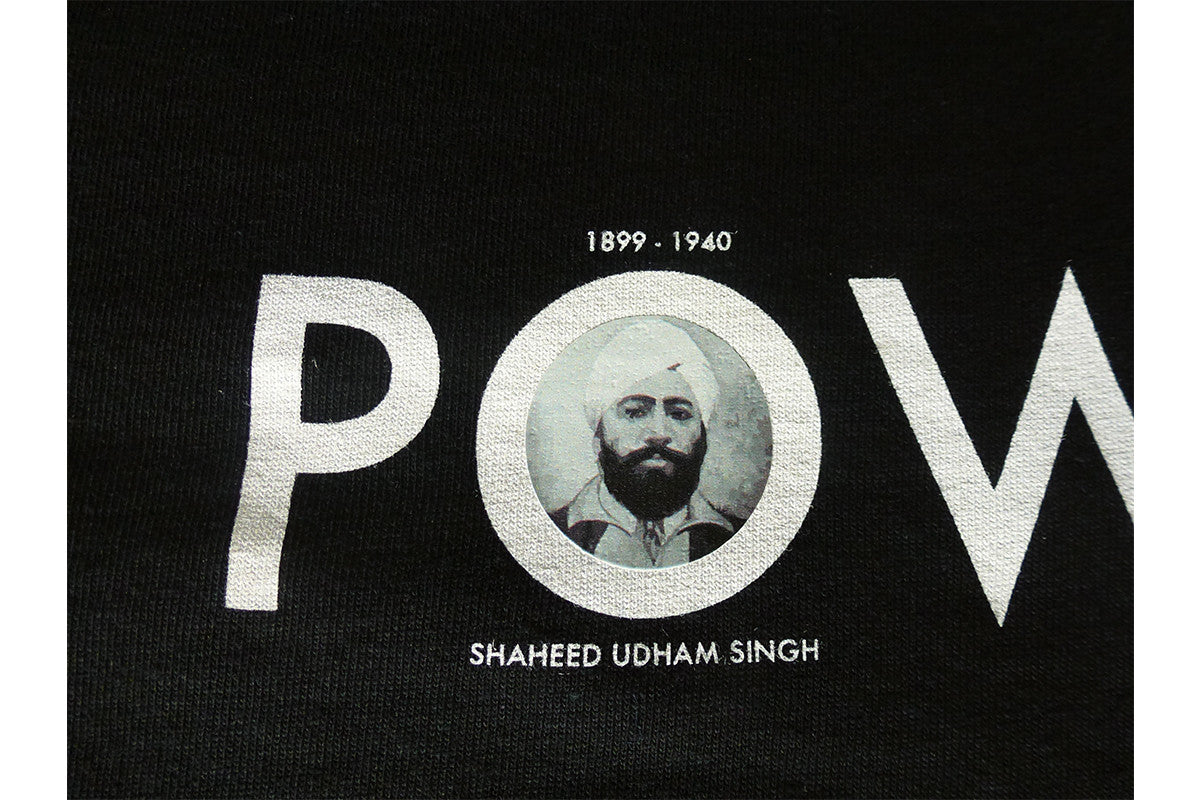 Powerful - Shaheed Udham Singh - B-Coalition Clothing Company