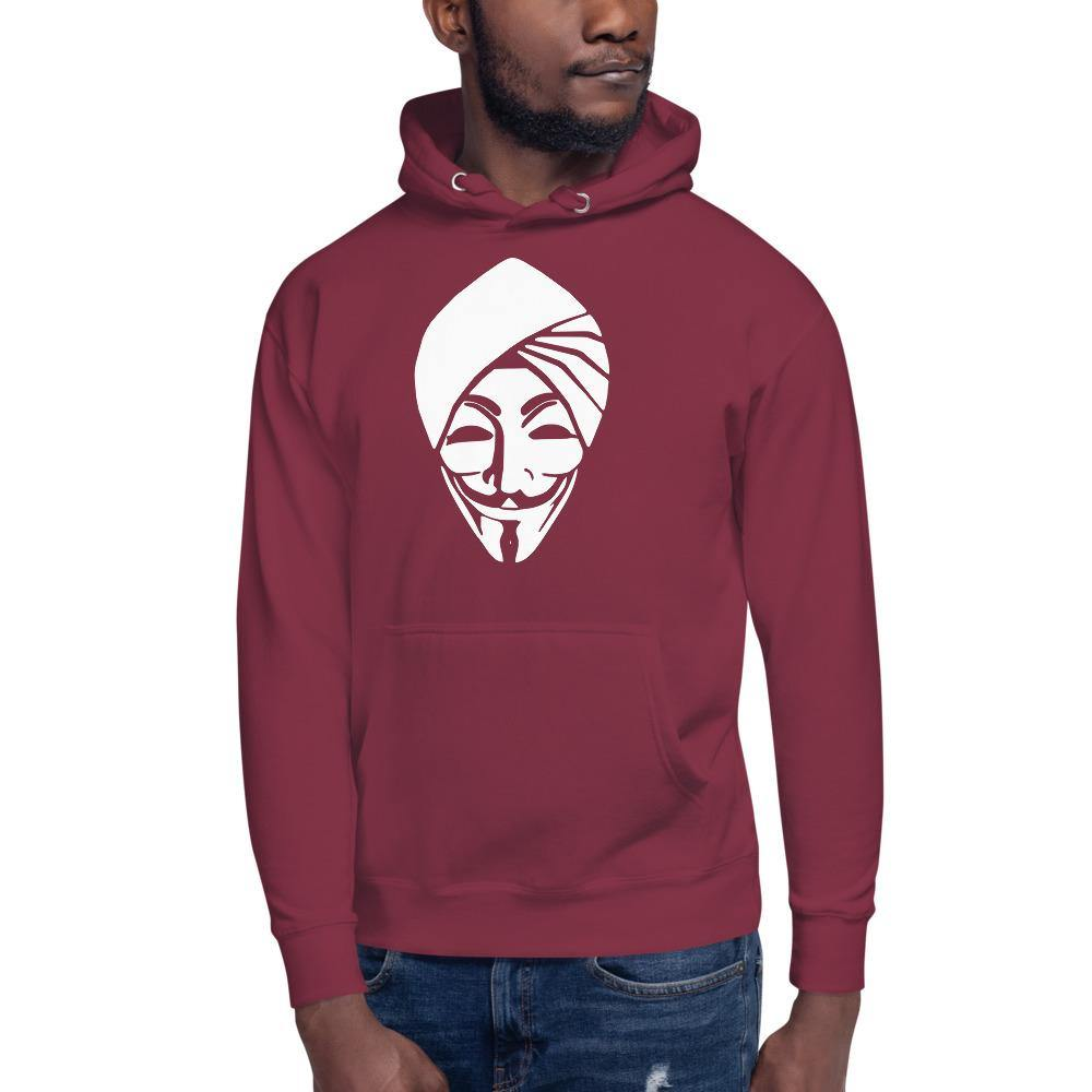 Anonymous Singh Classic Hoodie - B-Coalition Clothing Company