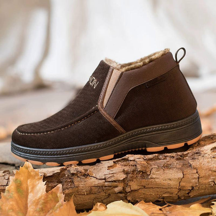 Men's Winter Casual Cotton Warm Boots