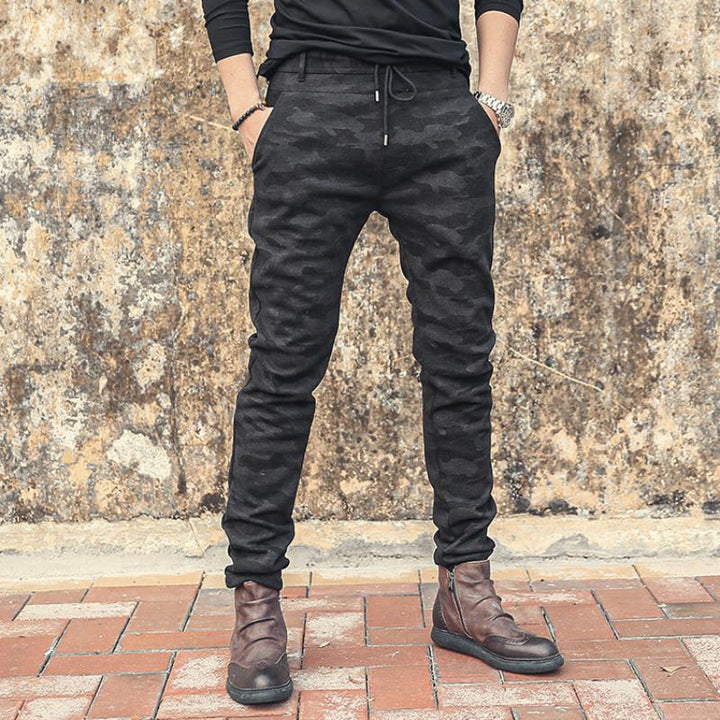 Men's Winter Casual Pants With Plush Lining