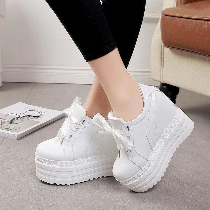Women's Spring/Summer Casual Shoes With Thick Sole