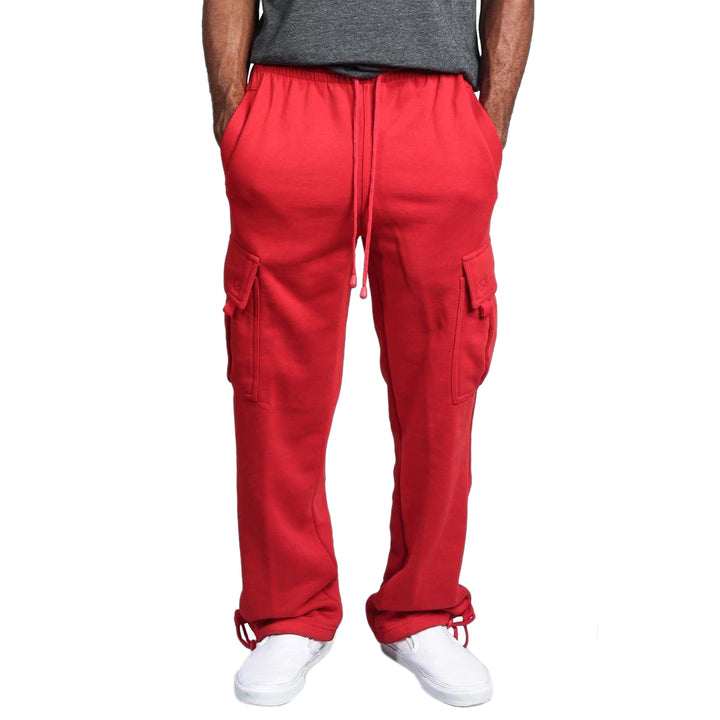 Men's Casual Loose Sweatpants With Elastic Waist