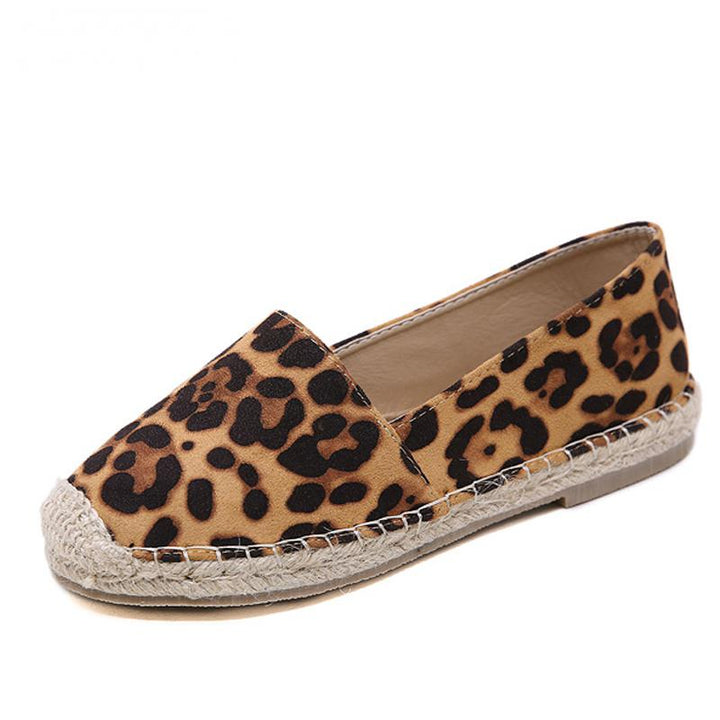 Women's Casual Loafers With Round Toe